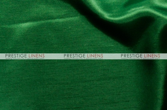 Shantung Satin Table Linen - 727 Flag Green