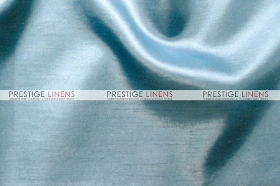 Shantung Satin Table Linen - 729 Seafoam