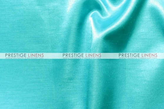 Shantung Satin Table Linen - 731 Jade