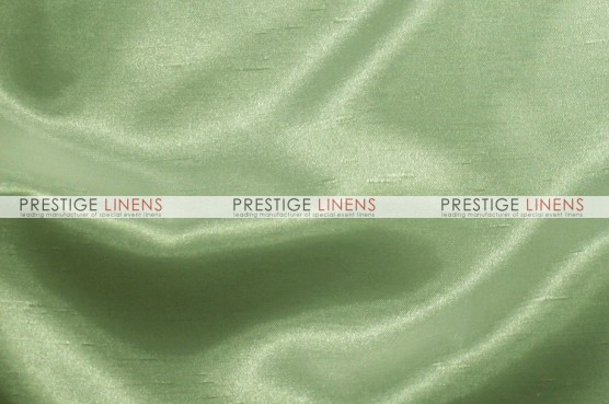 Shantung Satin Table Linen - 826 Sage