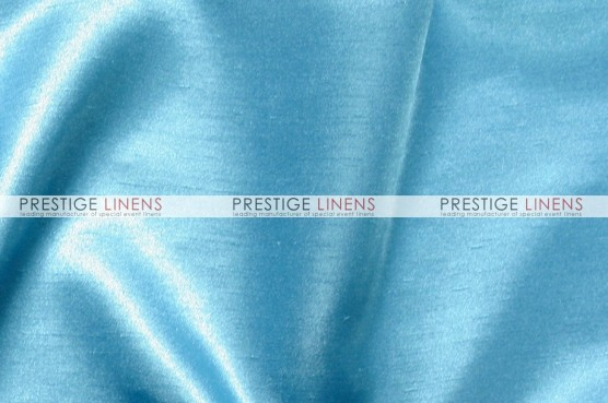 Shantung Satin Table Linen - 927 Aqua