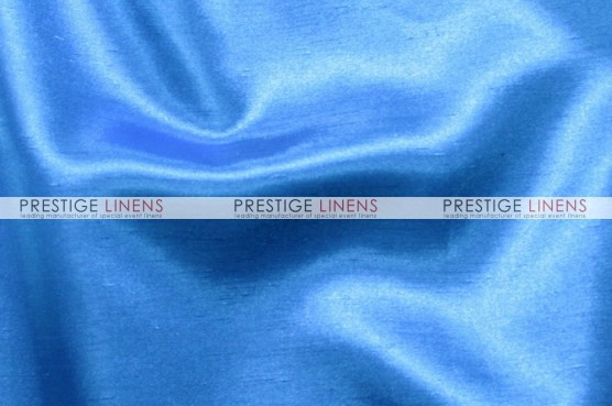 Shantung Satin Table Linen - 932 Turquoise