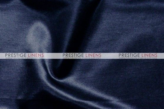 Shantung Satin Table Linen - 934 Navy