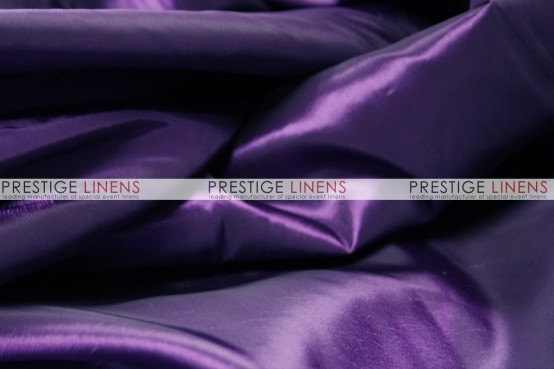Solid Taffeta Table Linen - 1032 Purple