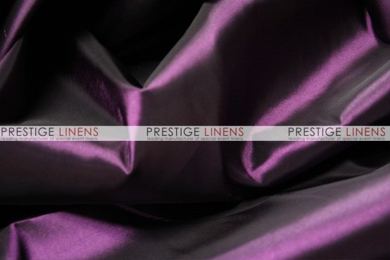 Solid Taffeta Table Linen - 1033 Lt Plum