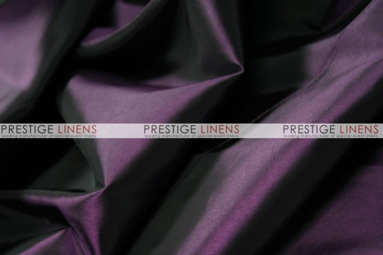 Solid Taffeta Table Linen - 1034 Plum