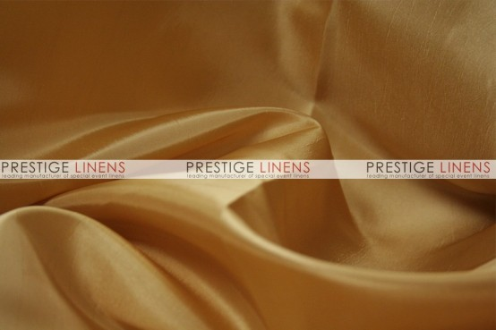Solid Taffeta Table Linen - 226 Gold