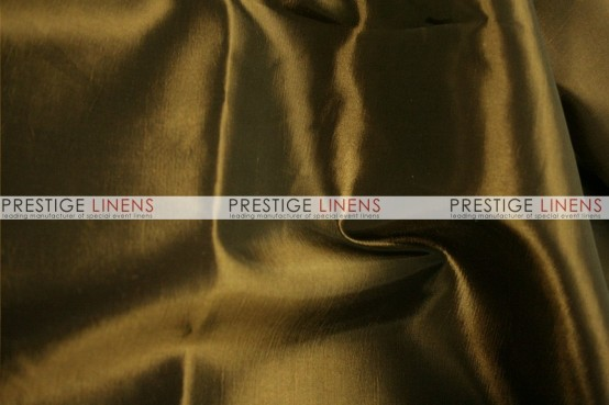 Solid Taffeta Table Linen - 334 Lt Brown