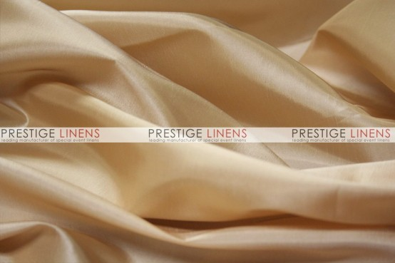 Solid Taffeta Table Linen - 360 Lt Champagne