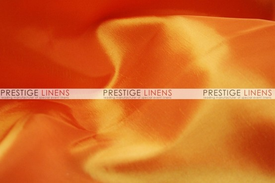 Solid Taffeta Table Linen - 431 Orange