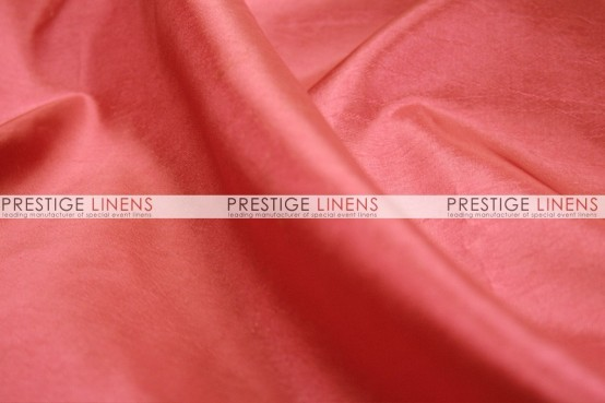 Solid Taffeta Table Linen - 432 Coral
