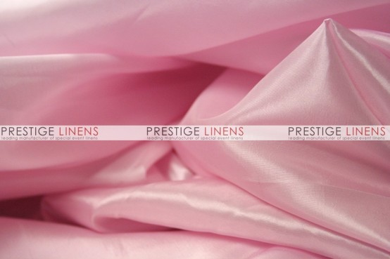 Solid Taffeta Table Linen - 527 Pink