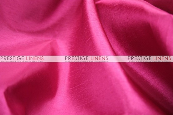 Solid Taffeta Table Linen - 528 Hot Pink