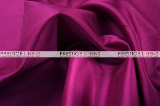 Solid Taffeta Table Linen - 646 Magenta