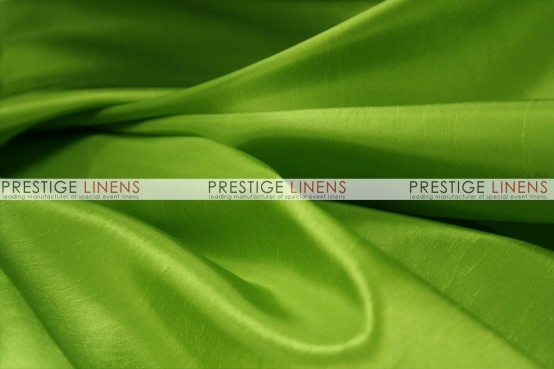 Solid Taffeta Table Linen - 726 Lime