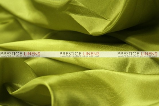 Solid Taffeta Table Linen - 836 Kiwi