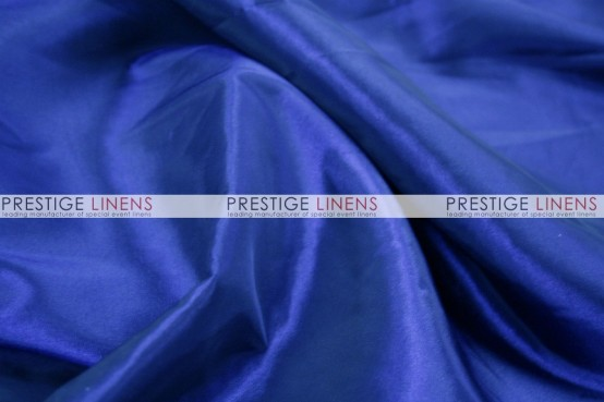 Solid Taffeta Table Linen - 933 Royal