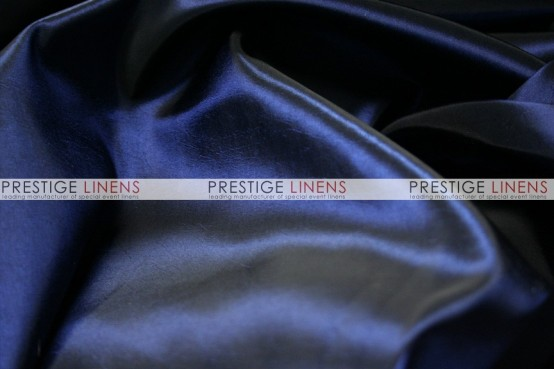 Solid Taffeta Table Linen - 934 Navy