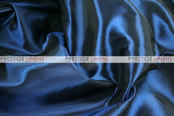 Solid Taffeta Table Linen - 964 Petroleum Blue
