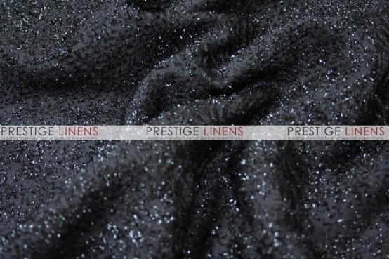Sparkle Dust Table Linen - Black
