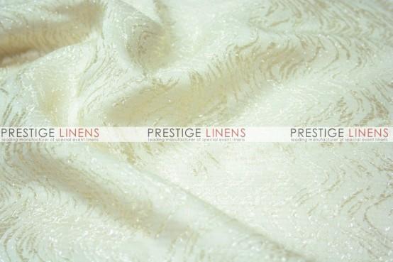 Sparkle Dust Table Linen - Ivory