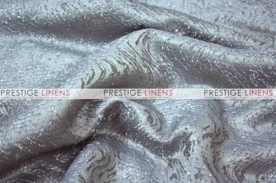 Sparkle Dust Table Linen - Platinum