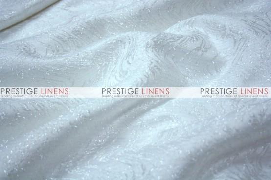 Sparkle Dust Table Linen - White
