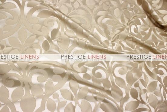 Tuscany Jacquard Table Linen - Beige