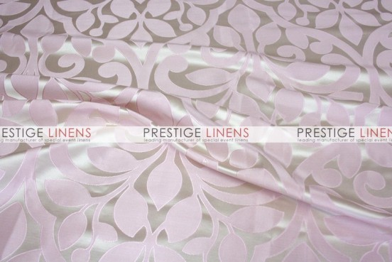Tuscany Jacquard Table Linen - Pink