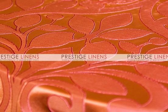 Tuscany Jacquard Table Linen - Rust