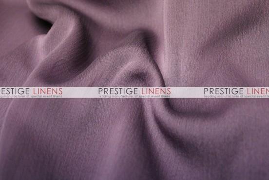 Two Tone Chiffon Table Linen - Dk Lilac