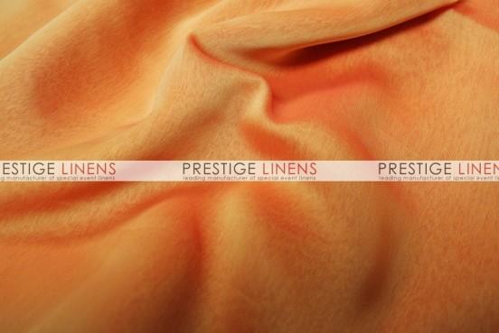 Two Tone Chiffon Table Linen - Orange
