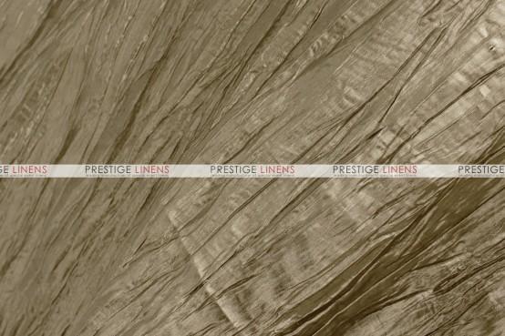 Crushed Taffeta Draping - 132 Taupe