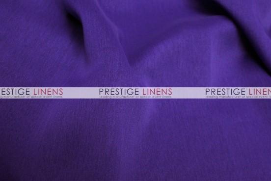 Two Tone Chiffon Table Linen - Purple