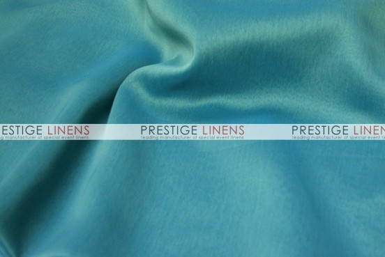 Two Tone Chiffon Table Linen - Turquoise