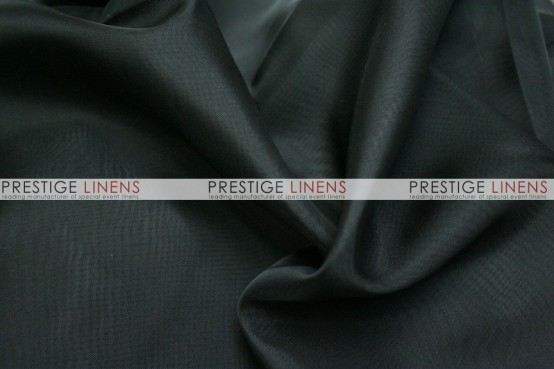 Voile Table Linen - Black