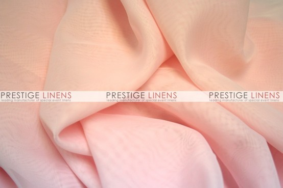 Voile Table Linen - Blush