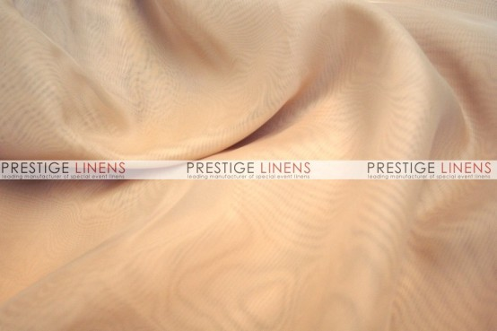 Voile Table Linen - Champagne