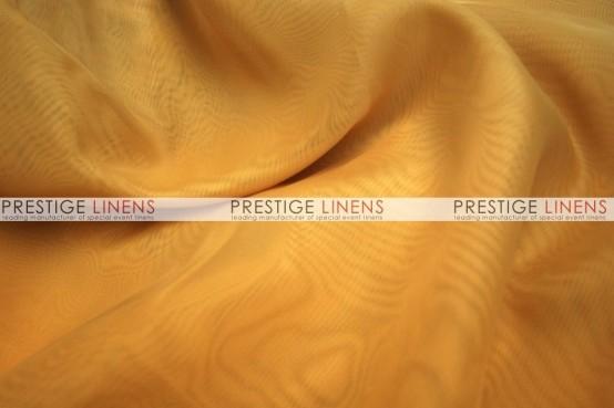 Voile Table Linen - Dk Gold