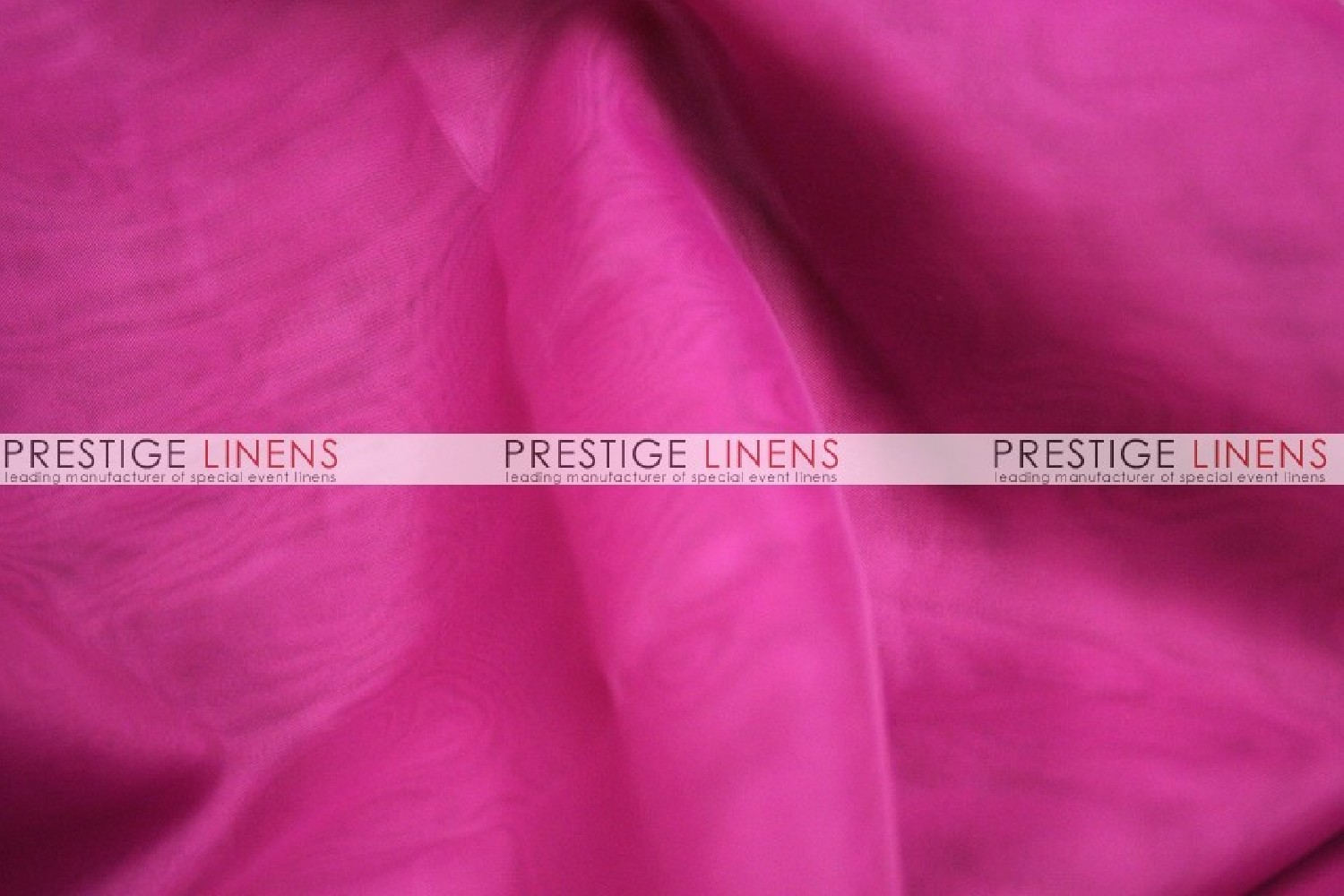 Voile Table Linen   Hot Pink