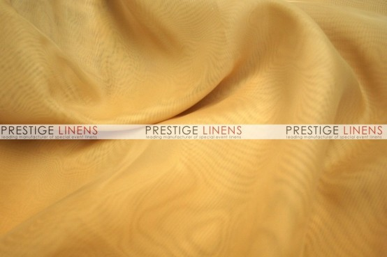 Voile Table Linen - Gold