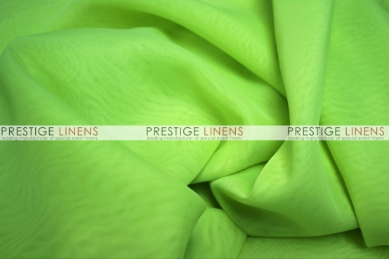 Voile Table Linen - Lime