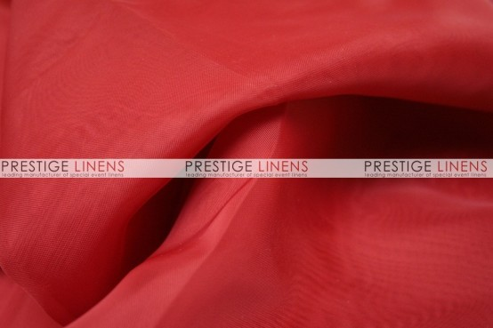 Voile Table Linen - Red