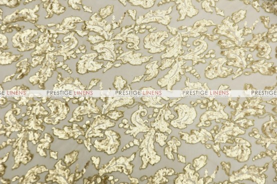 Wendy Table Linen  -  Gold