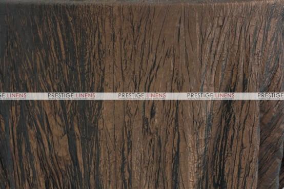 Crushed Taffeta Draping - 333 Brown