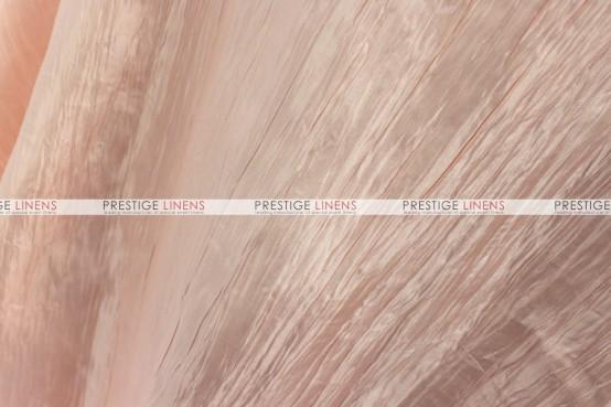 Crushed Taffeta Draping - 430 Peach