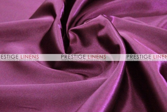 Bridal Satin Table Runner - 1034 Plum