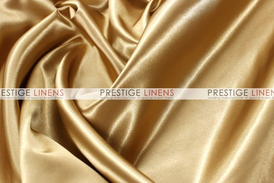 Bridal Satin Table Runner - 226 Gold