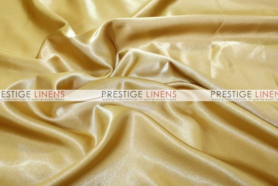 Bridal Satin Table Runner - 230 Sungold