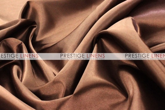 Bridal Satin Table Runner - 333 Brown